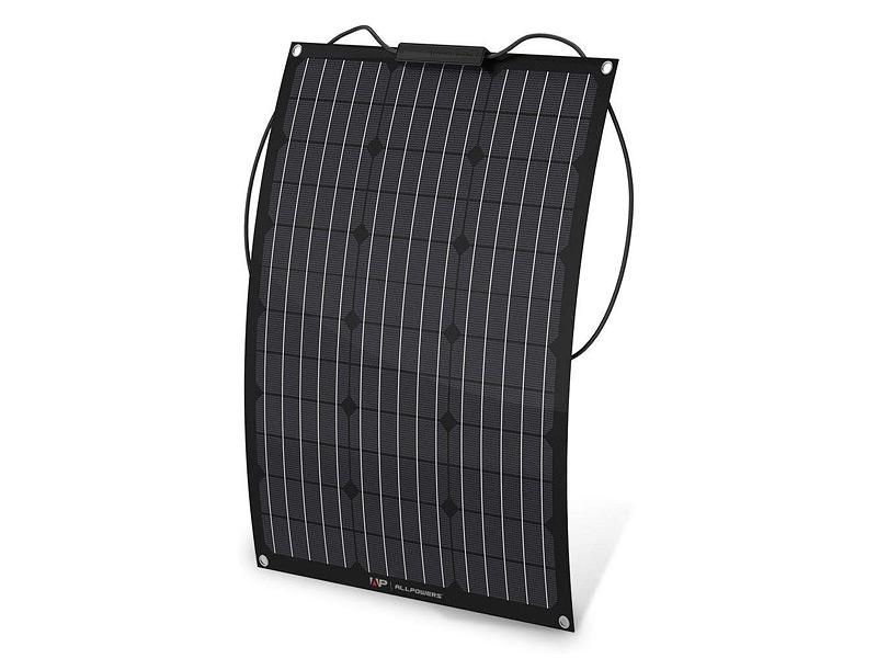 Allpowers 50W Flexible Solar Panel