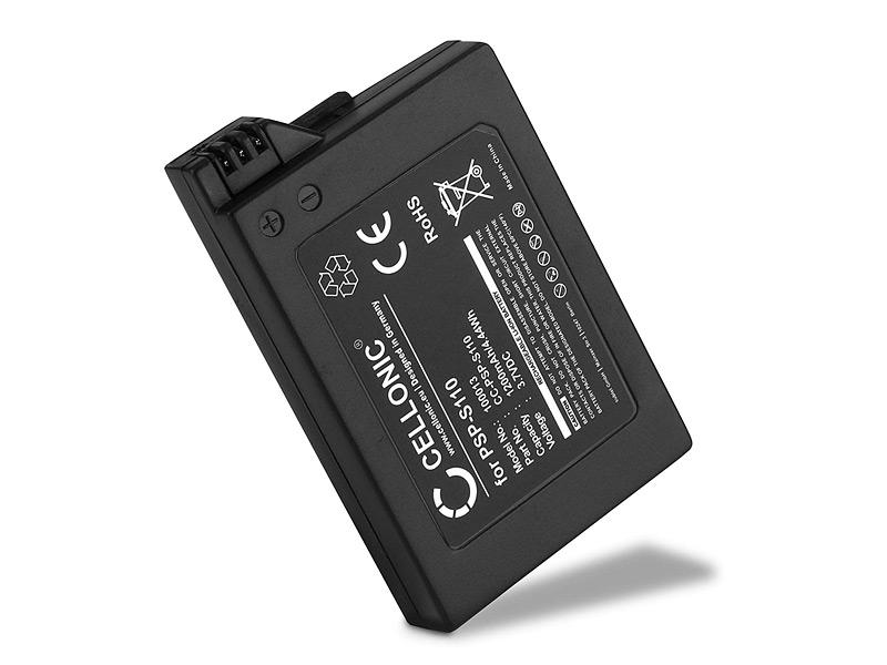 Cellonic Akku kompatibel mit PSP 3004
