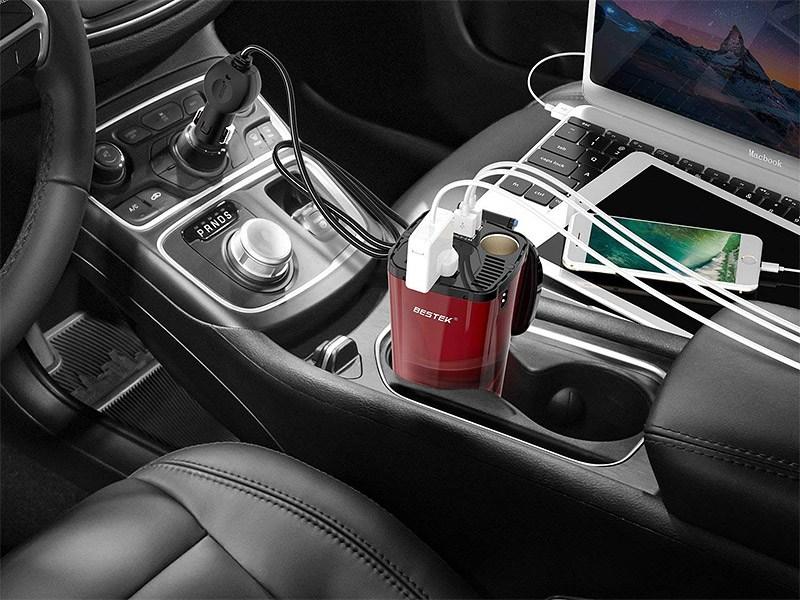 Passt gut in den Getränkehalter Ihres Autos