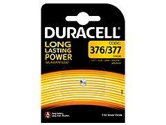 Duracell 377 battery (x5)