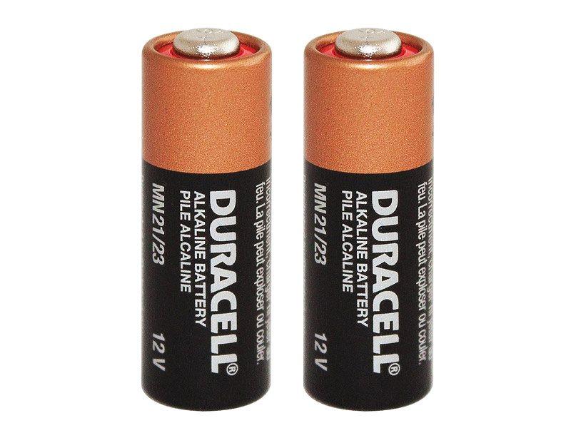Detail der 2 Batterien MN21