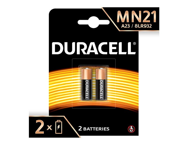 Duracell Pile A23