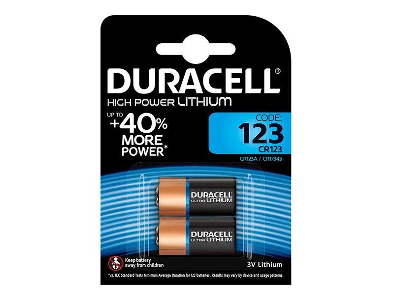 Duracell CR123