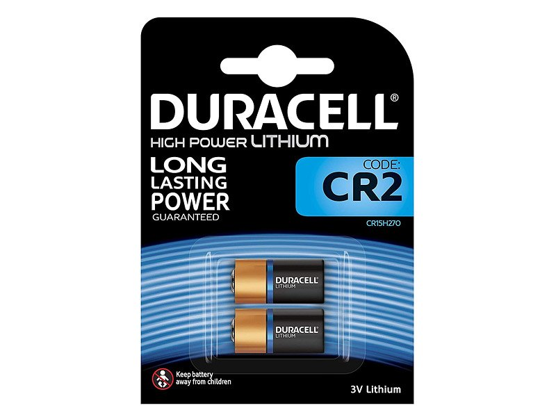 Duracell CR2 Batterie
