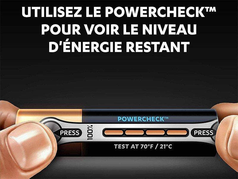 Integrierter Batteriestand-Tester