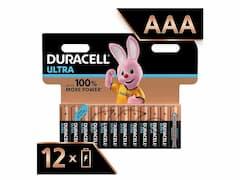 Duracell AAA (x12)