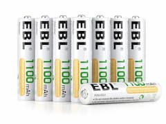 EBL Rechargeable AAA (x8)