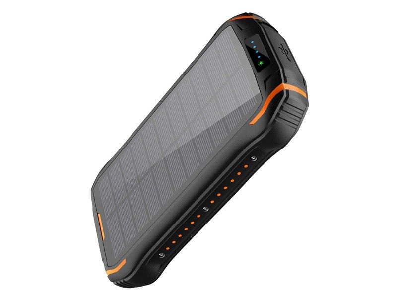 Elzle solar ladegerät 26800mah