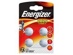 Energizer 2025 Batterie (4er)