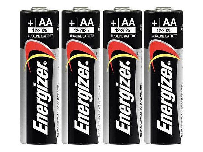 Zuverlässige und sparsame Batterien (verkauft von 24)