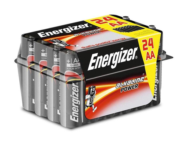 Energizer Batterien AAA, Alkaline Power
