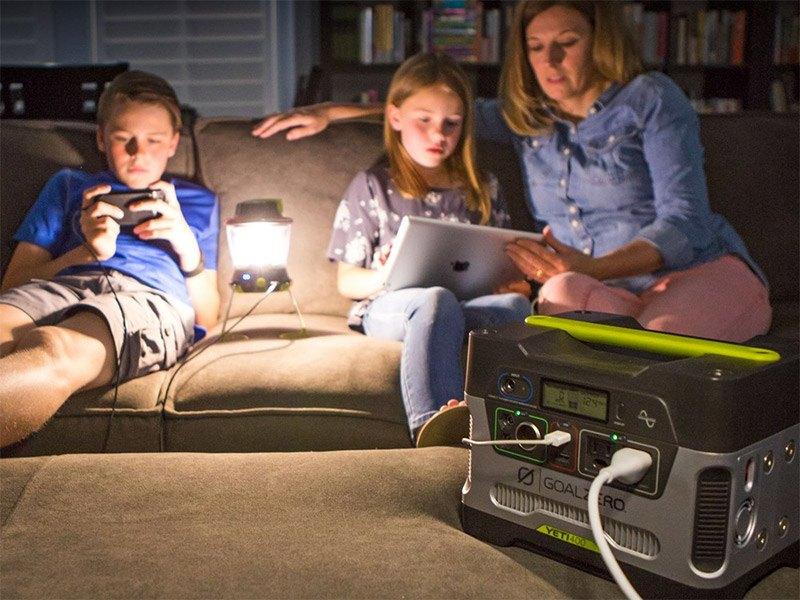 Keine Angst mehr vor Stromausfällen