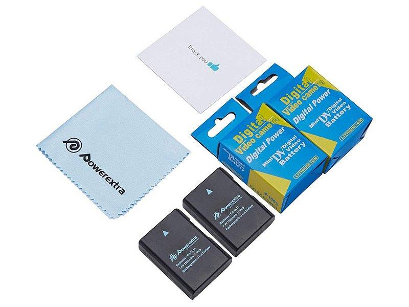 Inhalt des Batteriepacks Powerextra