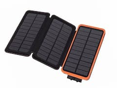 Solar Power Bank 24000mAh