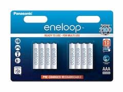 Panasonic Eneloop AAA (x8)