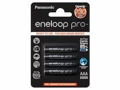Eneloop Pro AAA (x4)