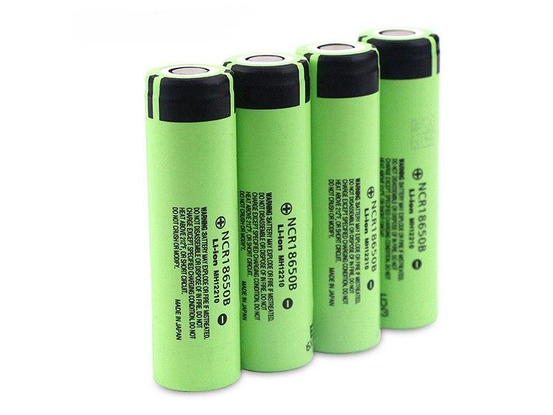 Die beste 18650er Batterie auf dem Markt