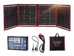 Dokio 150W Solarpanel-Set