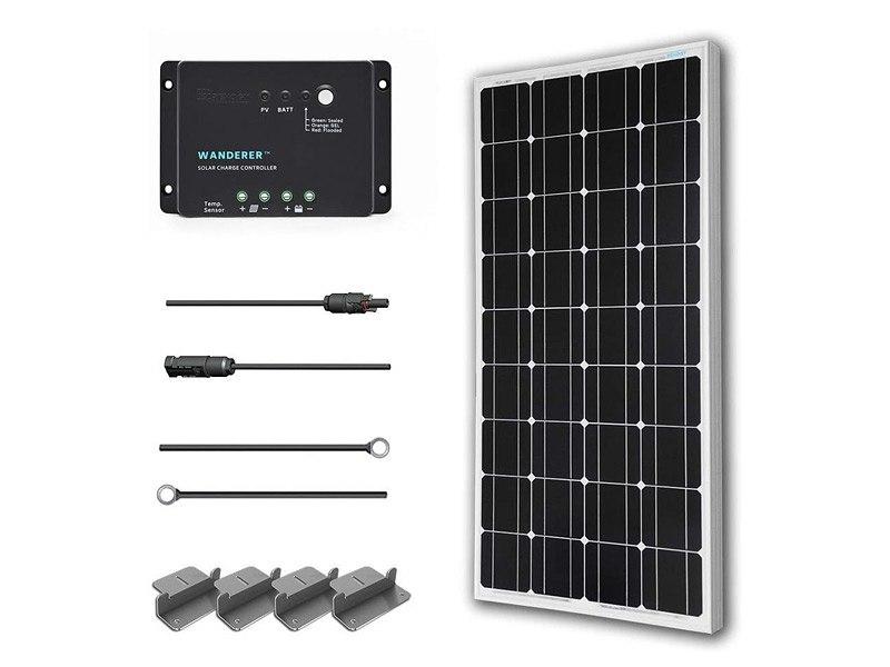 Renogy Solar-Starter-Set 100 Watt