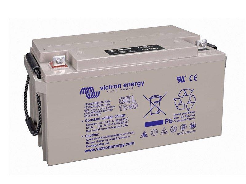 Victron Energy 12V/90Ah Gel Batterie